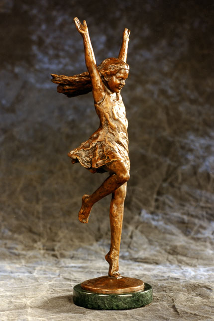 the Dance (bronze)