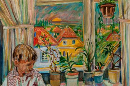 From Helge's Window