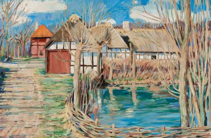 Danish Farmhouse