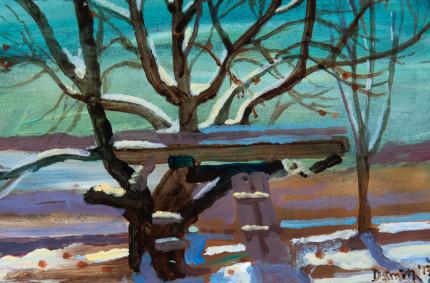 December Treehouse I