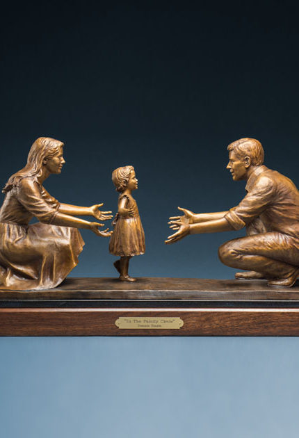 In The Family Circle Maquette